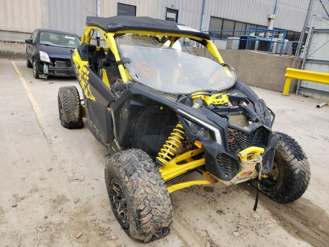 Salvage cars for sale from Copart Lawrenceburg, KY: 2019 Can-Am Maverick X