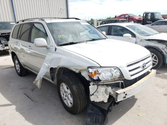 2004 Toyota Highlander en venta en Apopka, FL