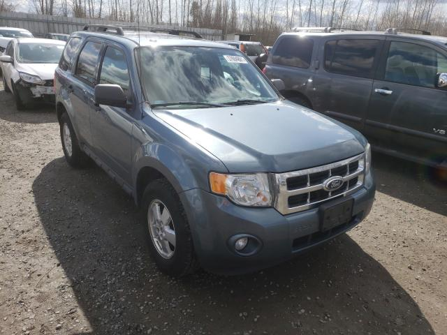 Salvage cars for sale from Copart Arlington, WA: 2012 Ford Escape XLT