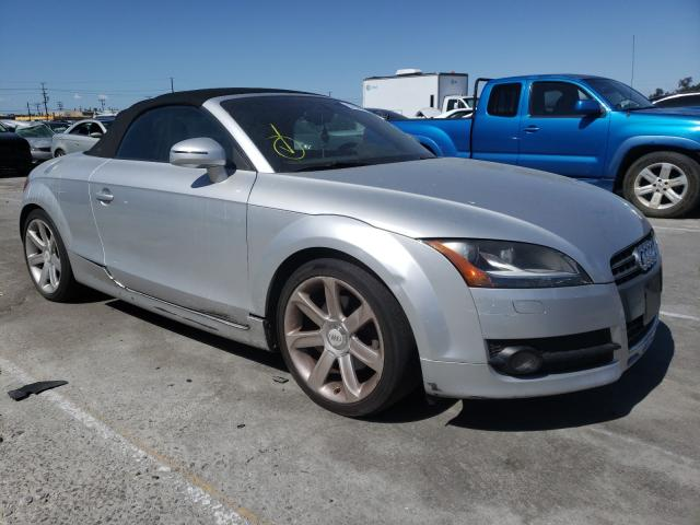 Salvage cars for sale from Copart Sun Valley, CA: 2008 Audi TT 2.0T
