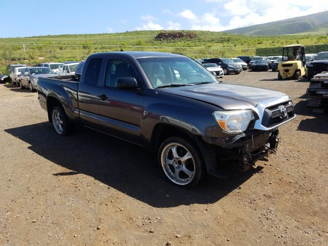 Salvage cars for sale from Copart Kapolei, HI: 2015 Toyota Tacoma ACC