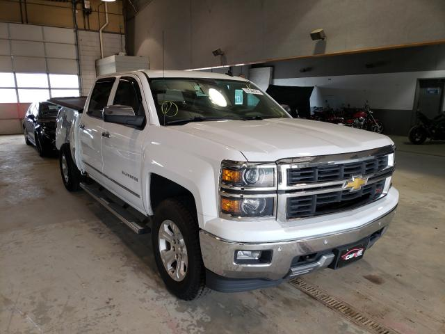 Salvage cars for sale from Copart Sandston, VA: 2014 Chevrolet Silverado