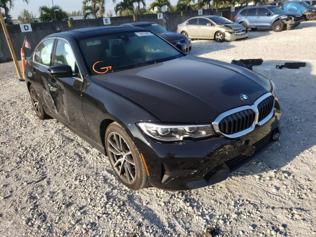 Salvage 2019 BMW 3 SERIES - Small image. Lot 37811811