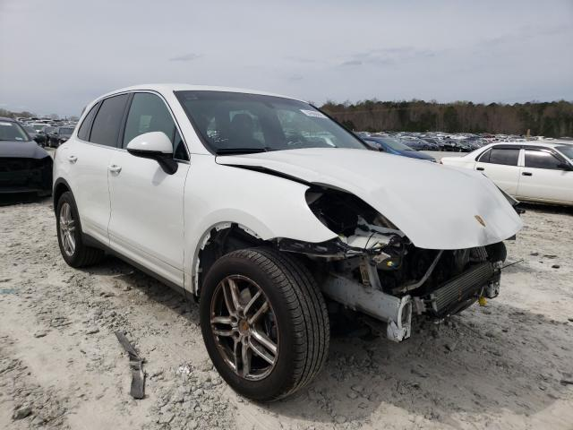 Porsche salvage cars for sale: 2016 Porsche Cayenne