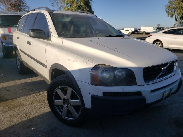 Salvage cars for sale from Copart Martinez, CA: 2005 Volvo XC90 T6