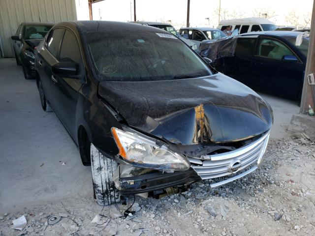Salvage cars for sale from Copart Homestead, FL: 2013 Nissan Sentra S