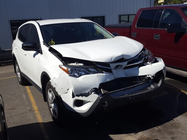 Salvage cars for sale from Copart Vallejo, CA: 2015 Toyota Rav4 LE
