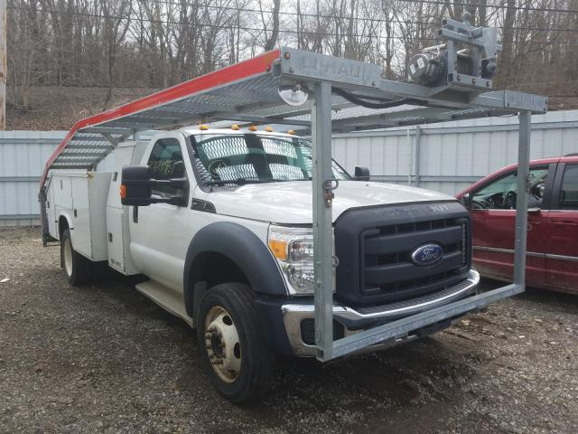 2014 Ford F550 Super for sale in West Mifflin, PA