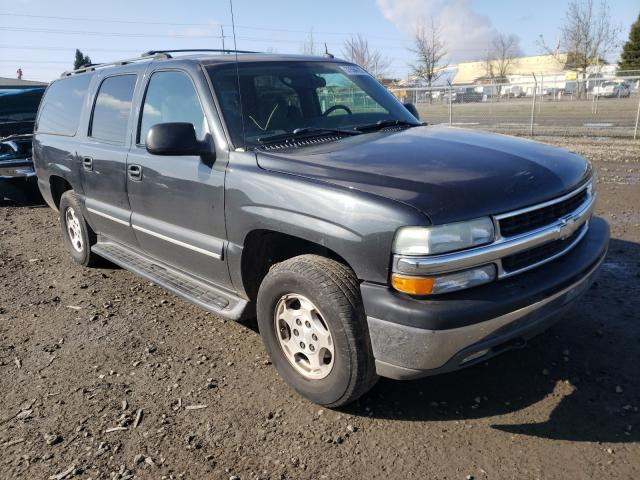 Chevrolet Suburban K salvage cars for sale: 2004 Chevrolet Suburban K