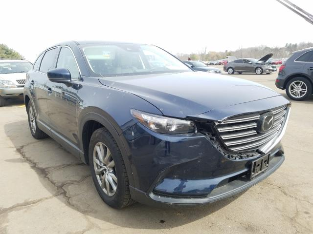 Mazda salvage cars for sale: 2019 Mazda CX-9 Touring
