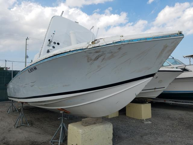 Salvage cars for sale from Copart West Palm Beach, FL: 1992 Whwa Boat