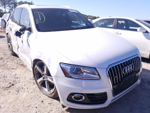 2015 Audi Q5 TDI Premium en venta en Houston, TX