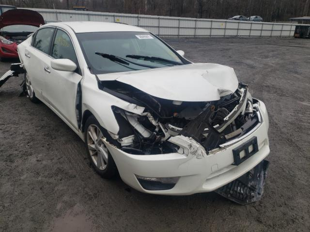 Salvage cars for sale from Copart York Haven, PA: 2013 Nissan Altima