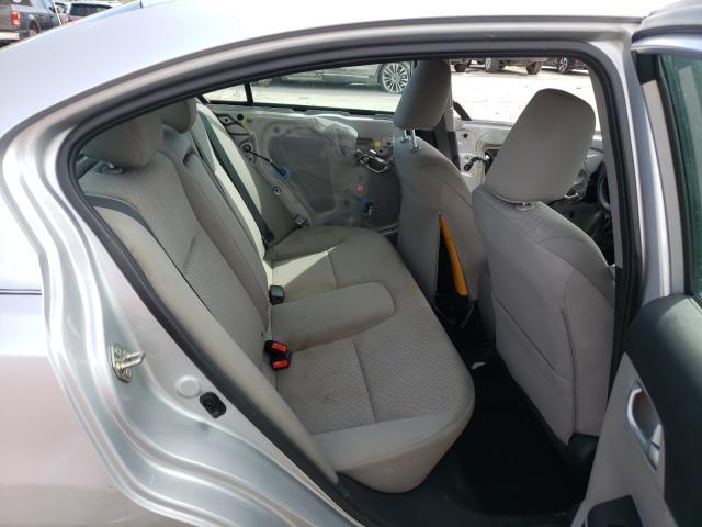 2014 HONDA CIVIC EX - Interior View