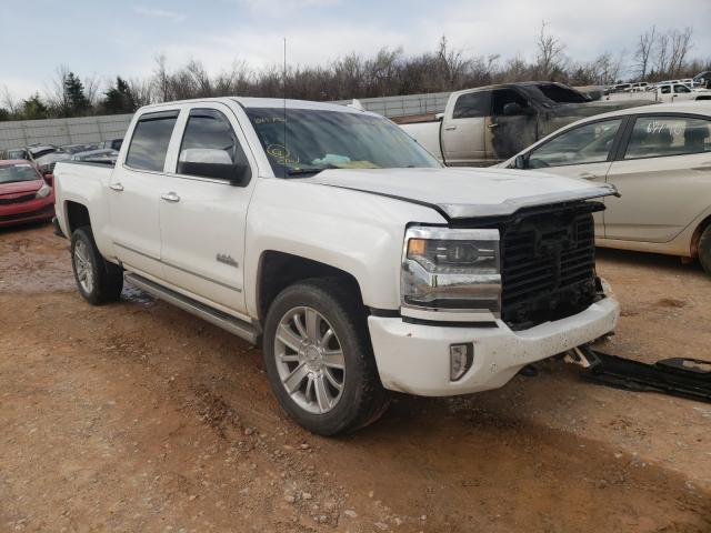 Salvage cars for sale from Copart Oklahoma City, OK: 2017 Chevrolet Silverado