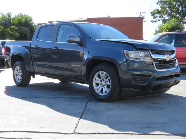 Salvage cars for sale from Copart Colton, CA: 2020 Chevrolet Colorado L
