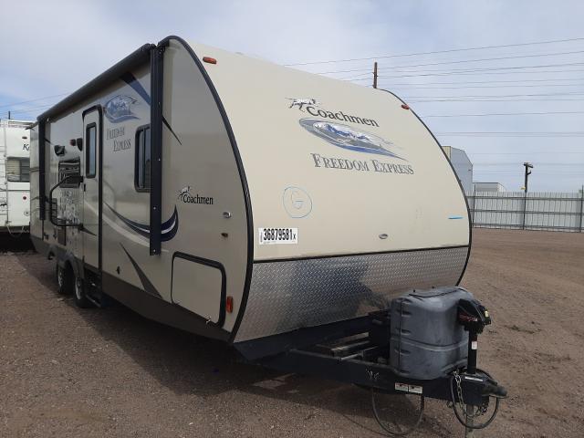 Vehiculos salvage en venta de Copart Phoenix, AZ: 2015 Wildwood Coachmen