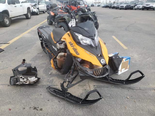 Bombardier Snowmobile salvage cars for sale: 2013 Bombardier Snowmobile