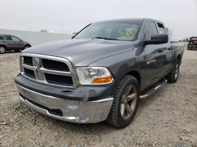 2011 Dodge RAM | Vin: 1D7RB1GP8BS554538