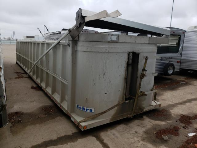 Cobra Trike salvage cars for sale: 2002 Cobra Trike Dump Trailer