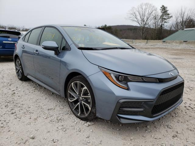 2021 Toyota Corolla SE for sale in West Warren, MA