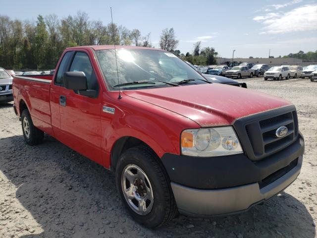 Salvage cars for sale from Copart Austell, GA: 2005 Ford F150