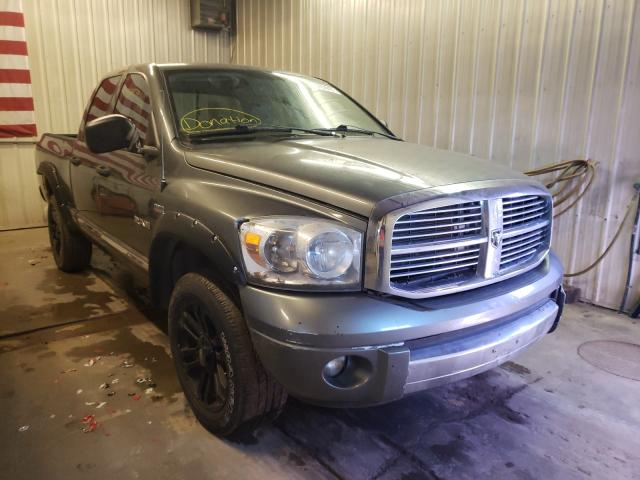 Salvage cars for sale from Copart Avon, MN: 2008 Dodge RAM 1500 S