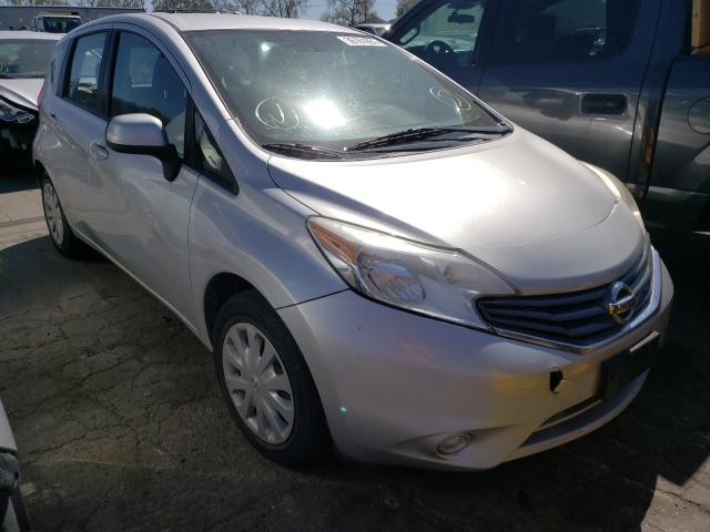 Salvage cars for sale from Copart Colton, CA: 2014 Nissan Versa Note