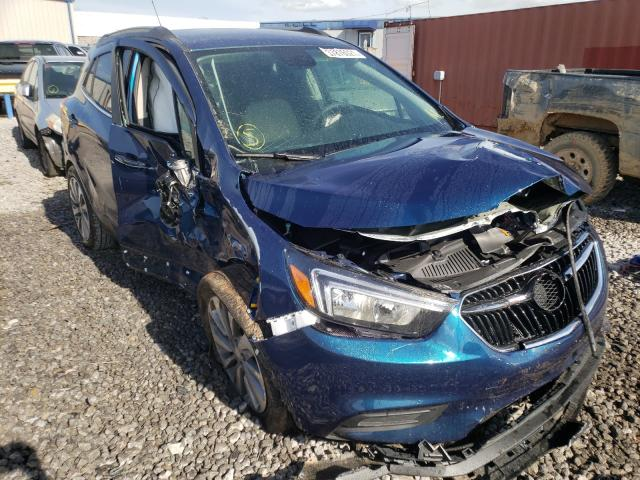Salvage cars for sale from Copart Hueytown, AL: 2020 Buick Encore PRE