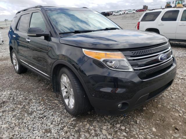 Ford salvage cars for sale: 2011 Ford Explorer L