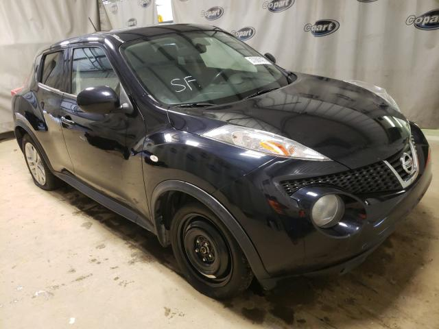Salvage cars for sale from Copart Tifton, GA: 2014 Nissan Juke S