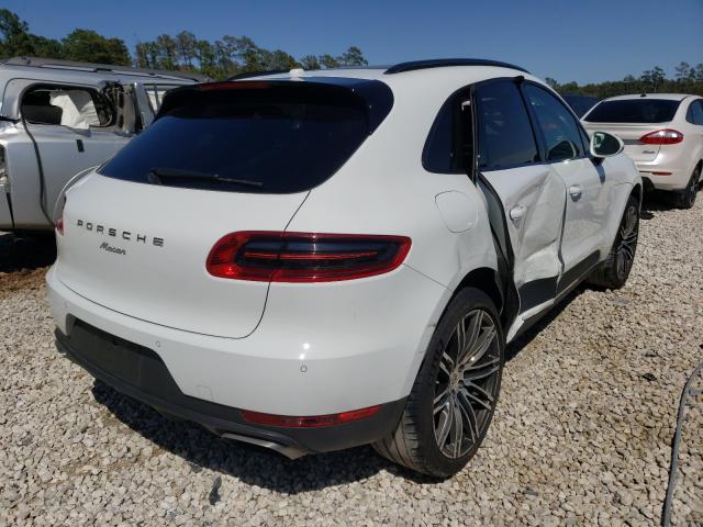 2017 Porsche MACAN   Vin: WP1AA2A51HLB82632