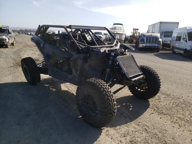 Salvage cars for sale from Copart San Diego, CA: 2021 Can-Am Maverick X