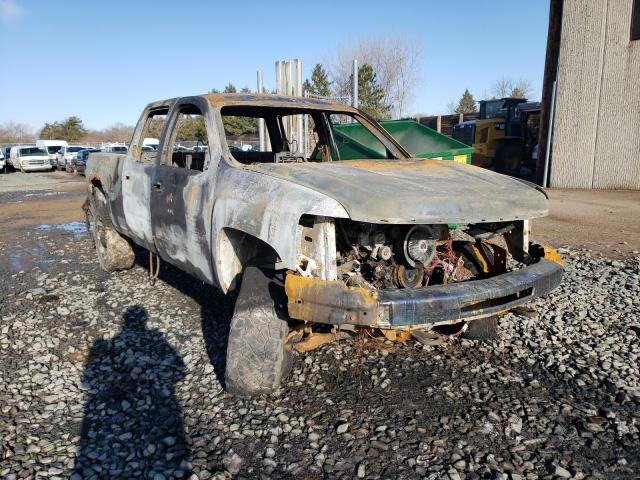 Salvage cars for sale from Copart Blaine, MN: 2009 Chevrolet Silverado