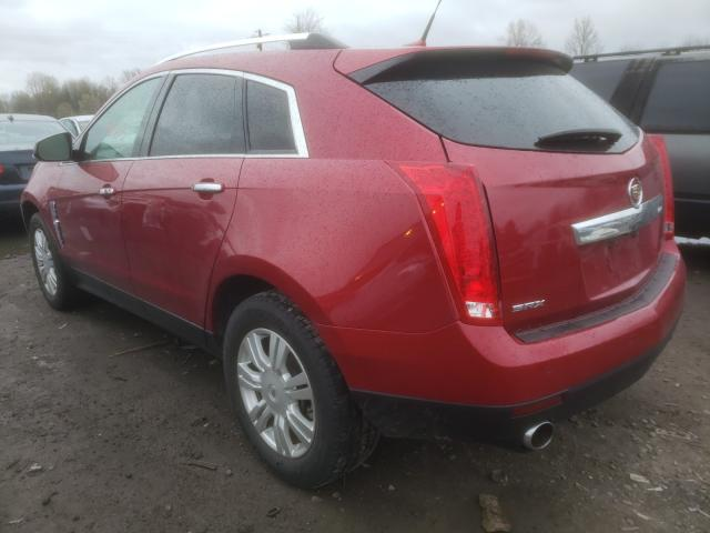 2011 CADILLAC SRX LUXURY - Right Front View