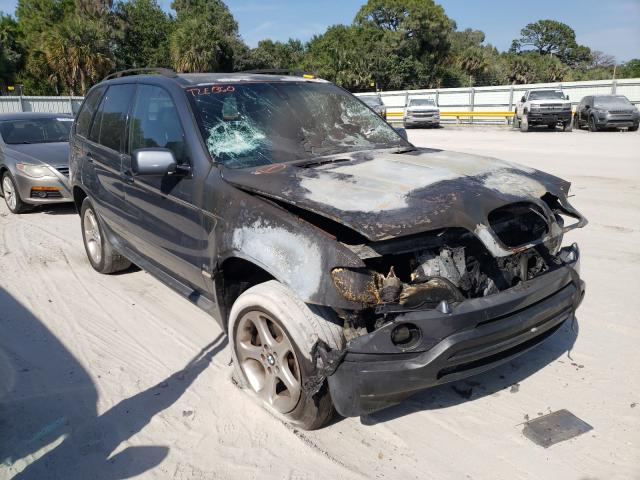2002 BMW X5 3.0I for sale in Fort Pierce, FL