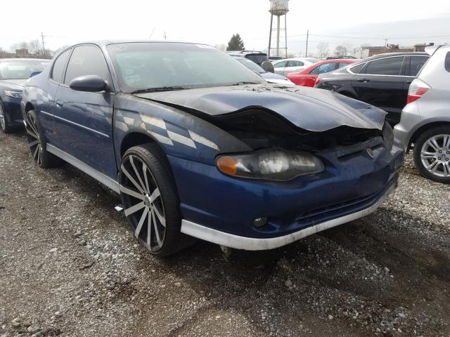 2003 Chevrolet Monte Carl for sale in Chicago Heights, IL