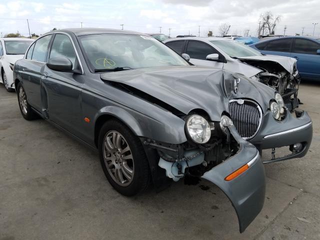 Jaguar S-Type salvage cars for sale: 2005 Jaguar S-Type