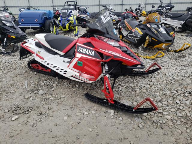 Salvage cars for sale from Copart Appleton, WI: 2016 Yamaha Viper