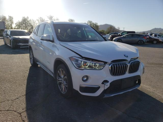 Salvage cars for sale from Copart Colton, CA: 2016 BMW X1 XDRIVE2