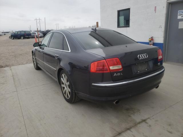 2005 AUDI A8 L QUATT - Right Front View