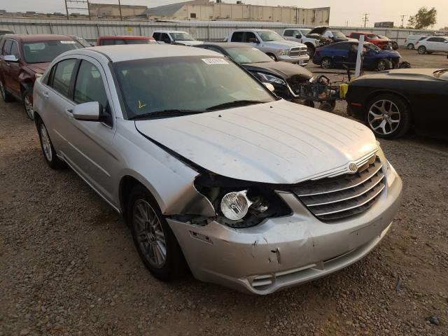 Salvage cars for sale from Copart Mercedes, TX: 2007 Chrysler Sebring