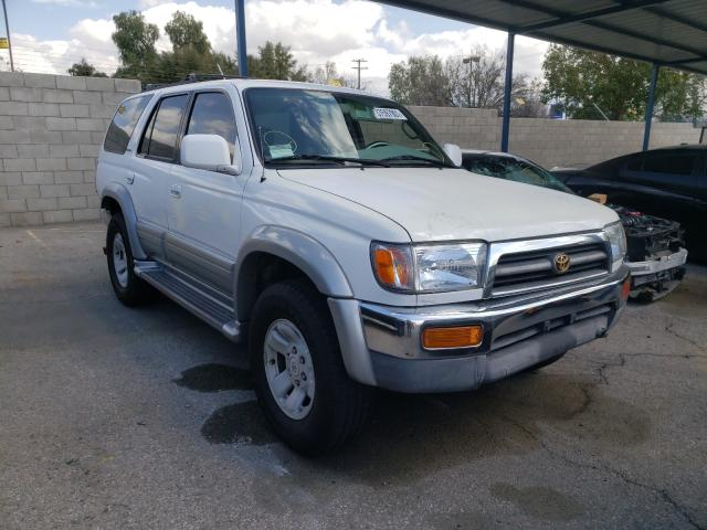 Salvage cars for sale from Copart Colton, CA: 1998 Toyota 4runner