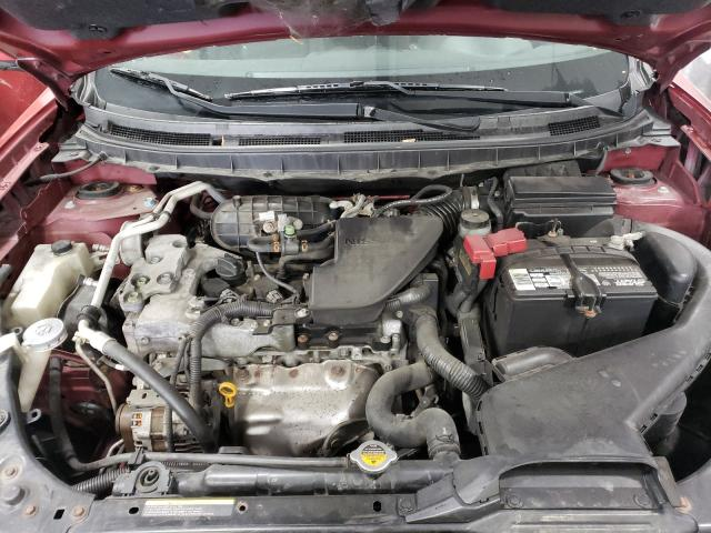 2010 NISSAN ROGUE S JN8AS5MT7AW007448