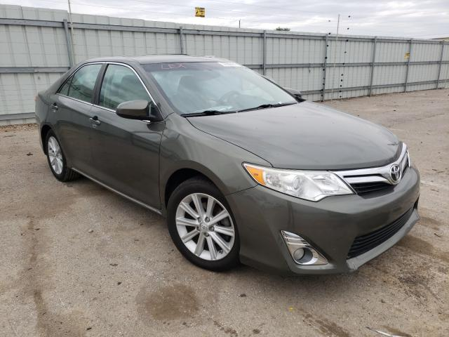 Salvage cars for sale from Copart Lexington, KY: 2013 Toyota Camry SE