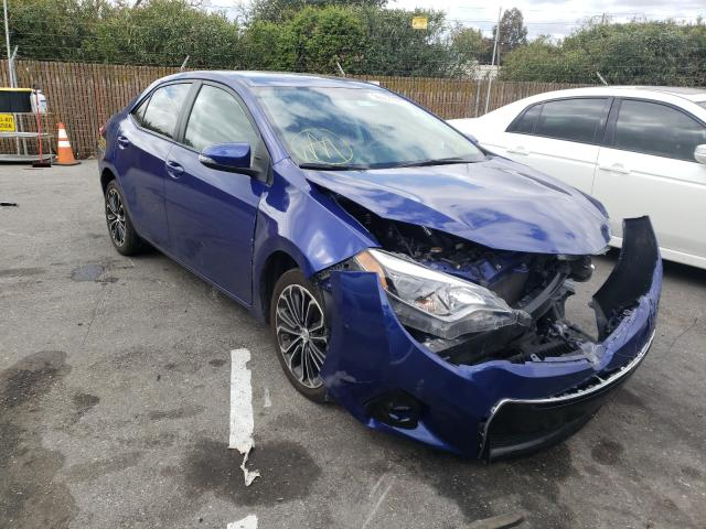 Salvage cars for sale from Copart San Martin, CA: 2016 Toyota Corolla L