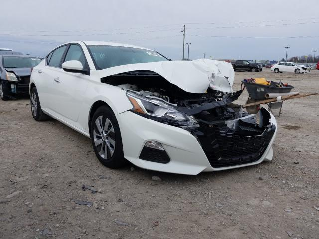 Salvage cars for sale from Copart Indianapolis, IN: 2020 Nissan Altima S