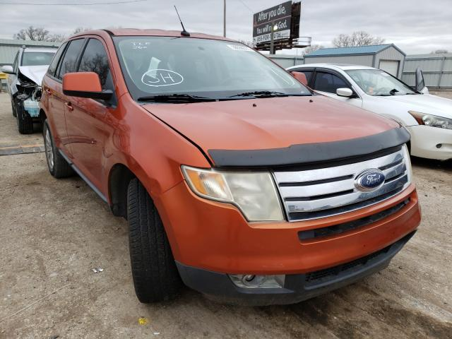 Ford Edge salvage cars for sale: 2007 Ford Edge