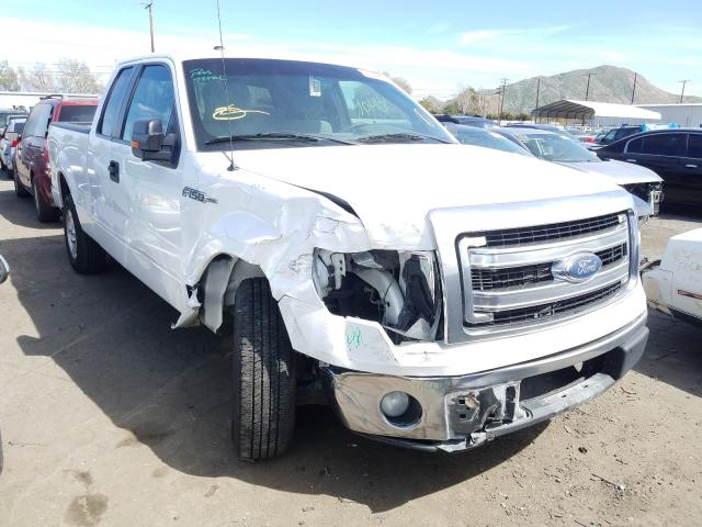 Salvage cars for sale from Copart Colton, CA: 2013 Ford F150 Super