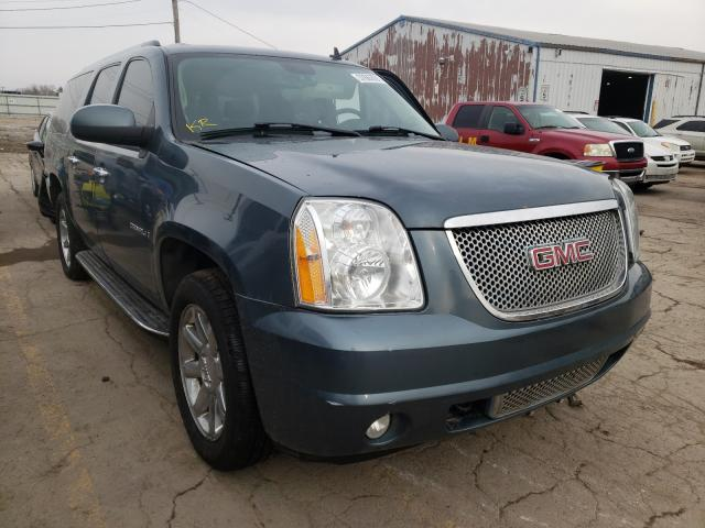 GMC salvage cars for sale: 2007 GMC Yukon XL